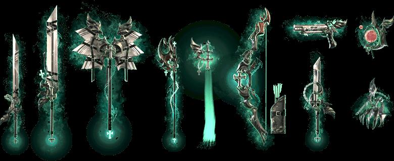降魔幻影武器箱